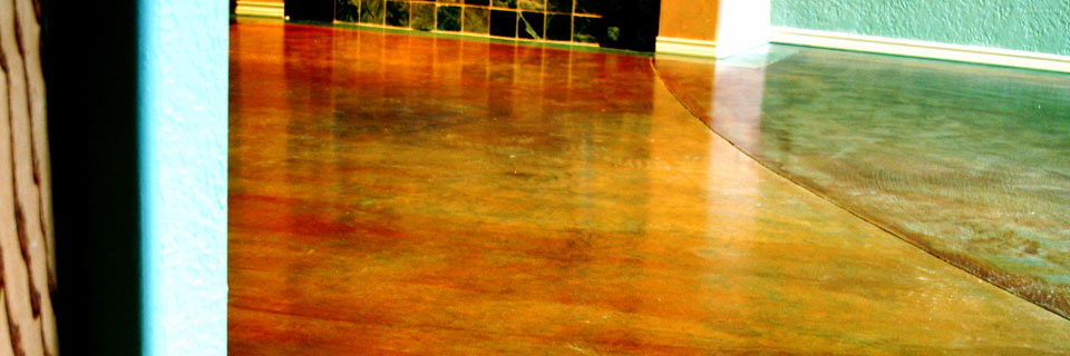 Concrete floor cleaning service gurus floor for Concrete flooring service