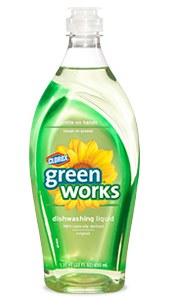 green works liquid cleaner