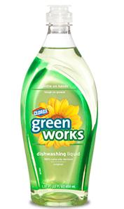 green works liquid cleaner
