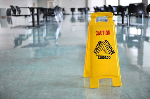 financial institution commercial cleaning