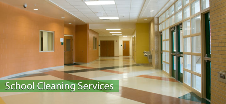 school janitorial services in Las Vegas
