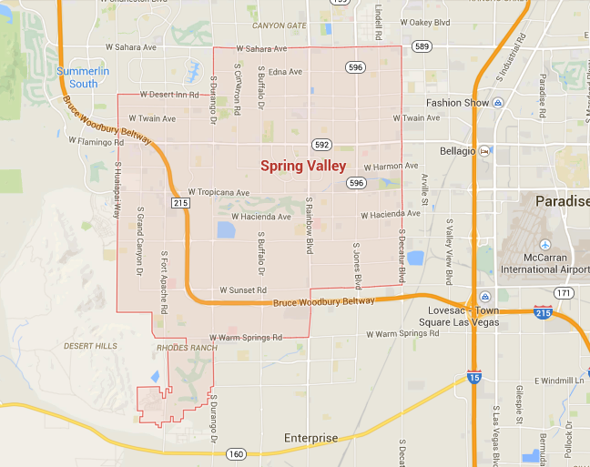 spring valley commercial cleaning