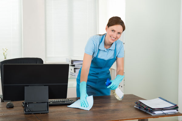 How to Keep Your Office Clean Between Cleaning Service Visits