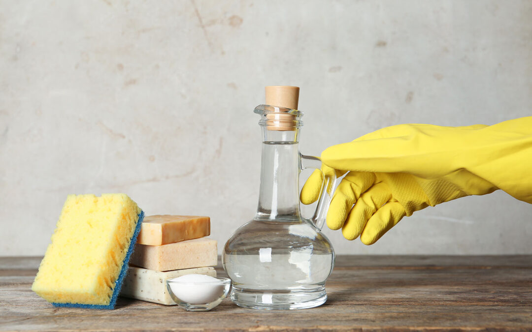 The Cleaning Power of Vinegar